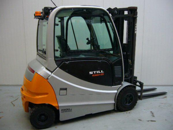 Still RX60-25 heftruck