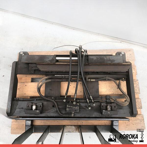 Voozetapparatuur Side Shift vorkversteller