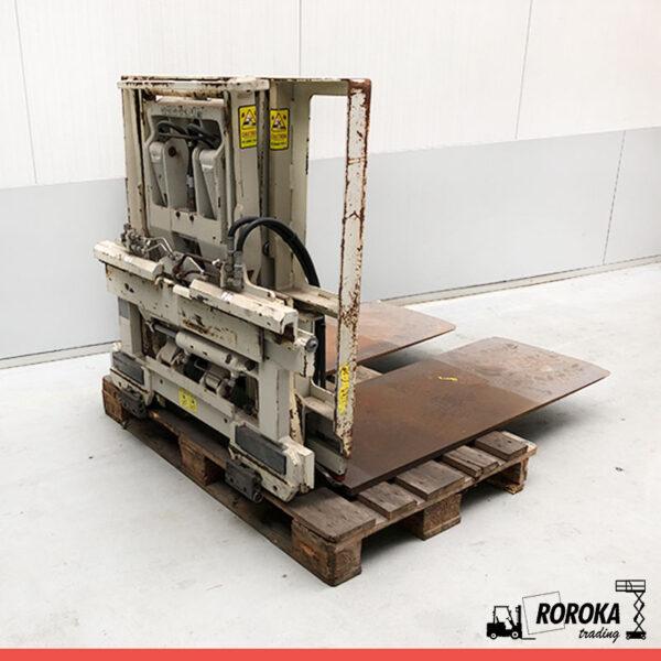 Cascade 45E-PS-893 voorzetapparatuur
