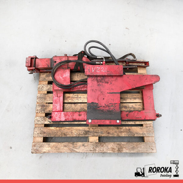 Voozetapparatuur Side Shift – vorkversteller - Rotator