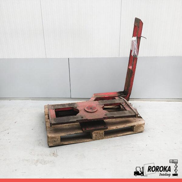 Rotator 104 cm voorzetapparatuur