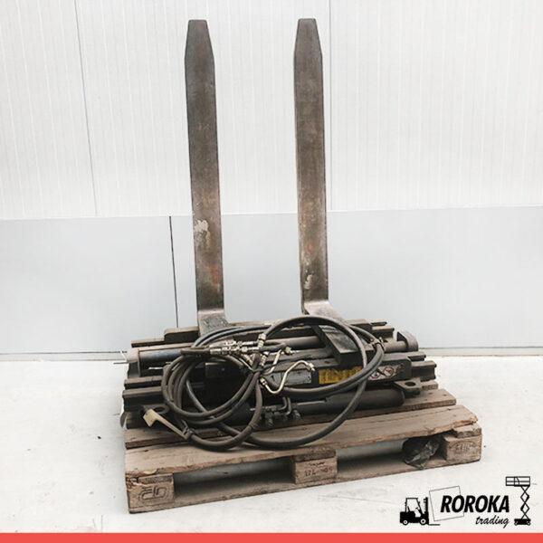 Kaup - Voozetapparatuur - Side Shift – vorkversteller