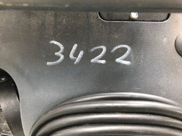 Nilfisk BA851 ecoflex elektrische boenmachine / schrobmachine
