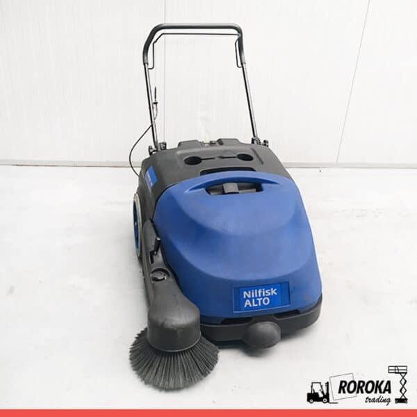 Nilfisk ALTO floortec 350 elektrische boenmachine / schrobmachine